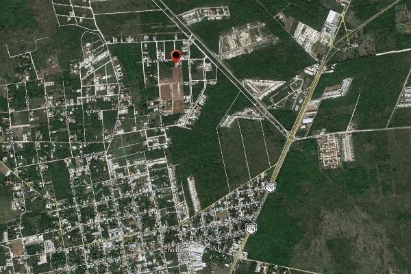 Foto de terreno habitacional en venta en  , cholul, mérida, yucatán, 4663502 No. 04