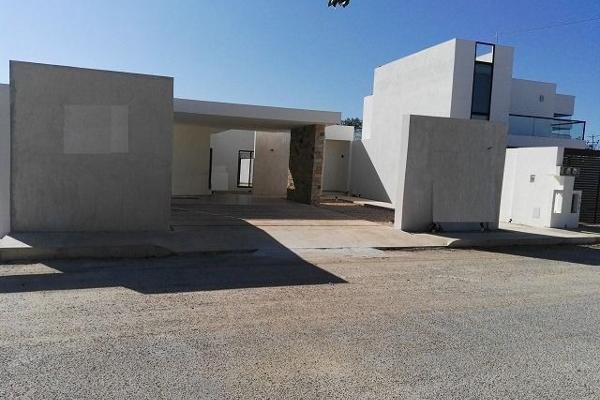 Foto de casa en venta en  , cholul, mérida, yucatán, 4665819 No. 01