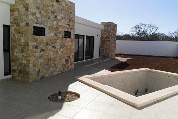 Foto de casa en venta en  , cholul, mérida, yucatán, 4665819 No. 08