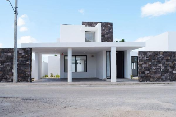 Foto de casa en venta en  , cholul, mérida, yucatán, 5666260 No. 01