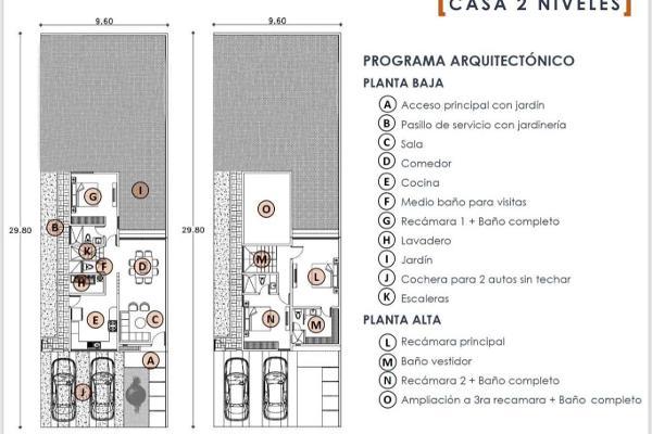 Foto de casa en venta en  , cholul, mérida, yucatán, 5676795 No. 03