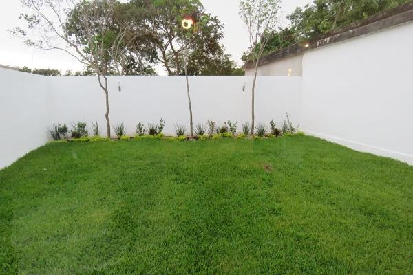 Foto de casa en venta en  , cholul, mérida, yucatán, 5676795 No. 18