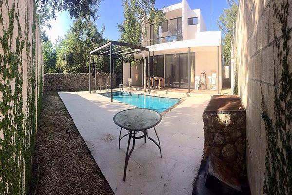 Foto de casa en venta en  , cholul, mérida, yucatán, 5677149 No. 24