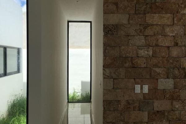 Foto de casa en venta en  , cholul, mérida, yucatán, 5677351 No. 09