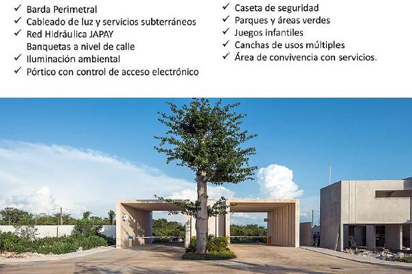 Foto de terreno habitacional en venta en  , cholul, mérida, yucatán, 5679587 No. 05