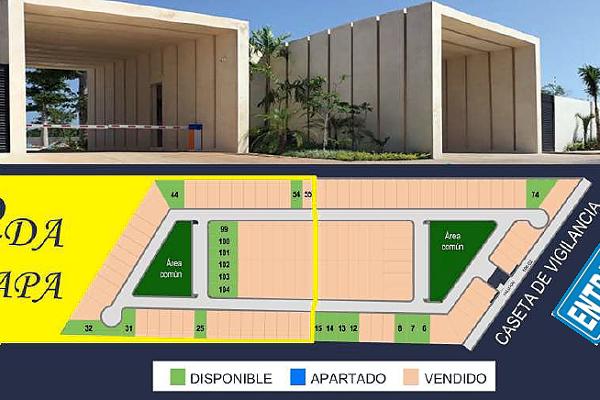 Foto de terreno habitacional en venta en  , cholul, mérida, yucatán, 5679587 No. 08