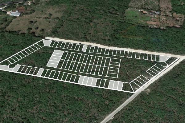 Foto de terreno habitacional en venta en  , cholul, mérida, yucatán, 5682508 No. 01