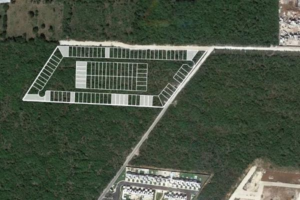 Foto de terreno habitacional en venta en  , cholul, mérida, yucatán, 5682508 No. 02