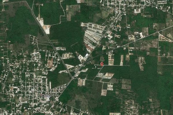 Foto de terreno habitacional en venta en  , cholul, mérida, yucatán, 5682508 No. 03