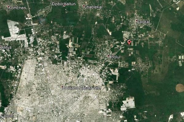 Foto de terreno habitacional en venta en  , cholul, mérida, yucatán, 5682508 No. 04
