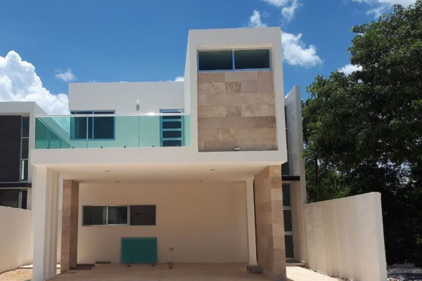 Foto de casa en venta en  , cholul, mérida, yucatán, 5684374 No. 01