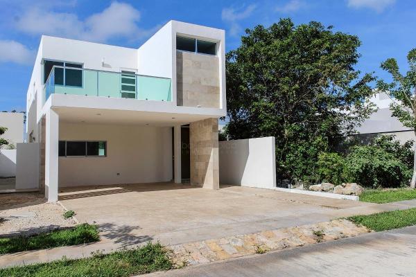 Foto de casa en venta en  , cholul, mérida, yucatán, 5684374 No. 02