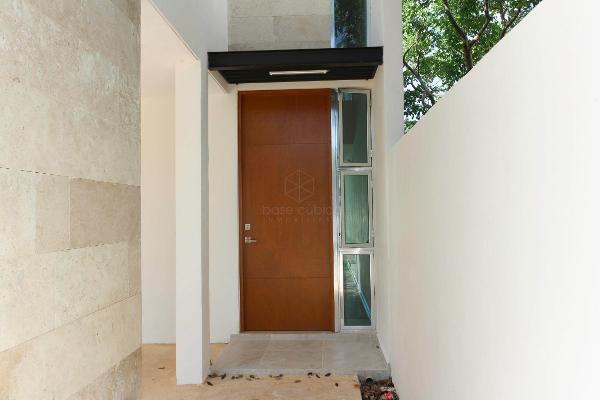 Foto de casa en venta en  , cholul, mérida, yucatán, 5684374 No. 05