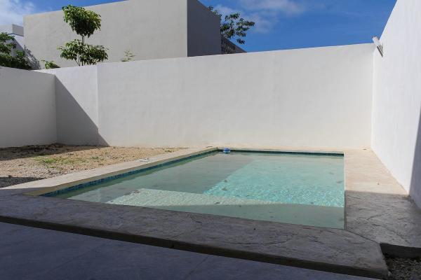 Foto de casa en venta en  , cholul, mérida, yucatán, 5684374 No. 11