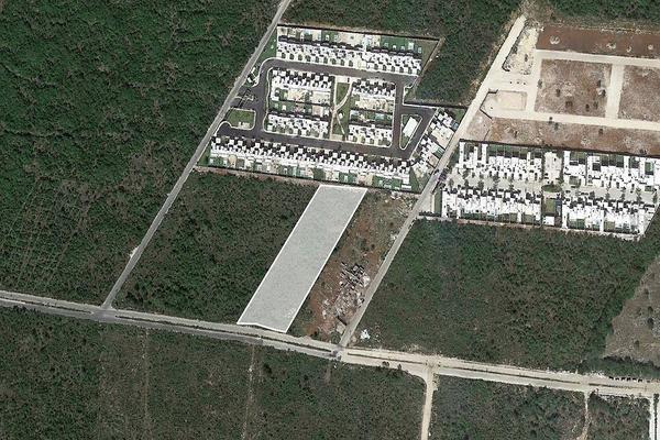 Foto de terreno habitacional en venta en  , cholul, mérida, yucatán, 5805161 No. 02