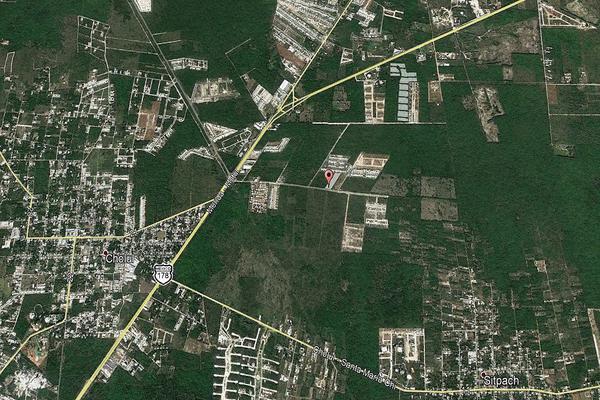 Foto de terreno habitacional en venta en  , cholul, mérida, yucatán, 5805161 No. 03
