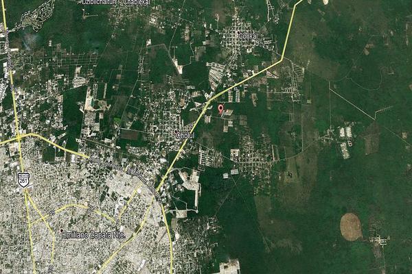 Foto de terreno habitacional en venta en  , cholul, mérida, yucatán, 5805161 No. 04