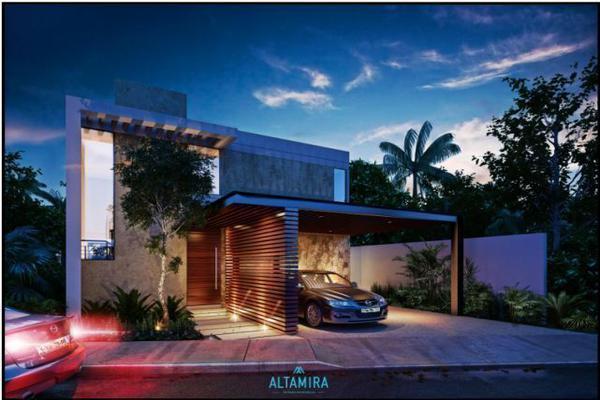 Foto de casa en venta en  , cholul, mérida, yucatán, 5910973 No. 01