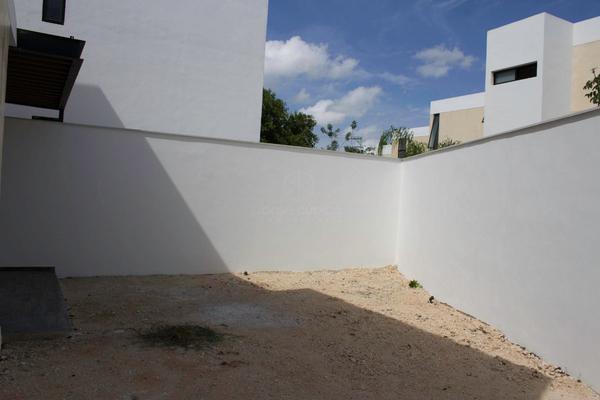 Foto de casa en venta en  , cholul, mérida, yucatán, 5910973 No. 10