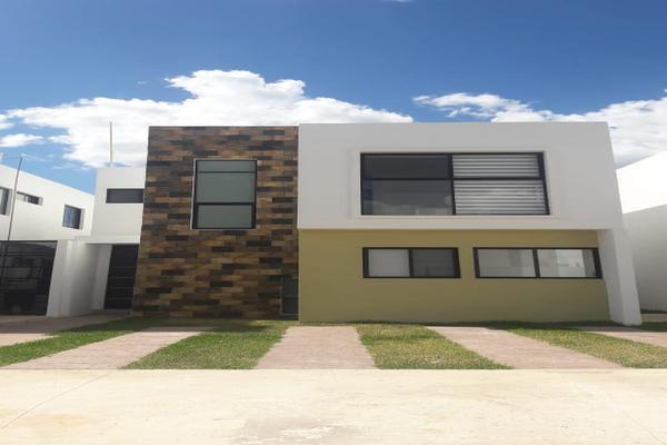 Foto de casa en venta en  , cholul, mérida, yucatán, 7139362 No. 01