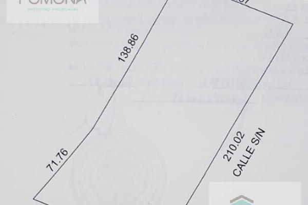 Foto de terreno habitacional en venta en  , cholul, mérida, yucatán, 7160727 No. 01