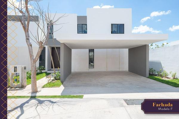 Foto de casa en venta en  , cholul, mérida, yucatán, 7231655 No. 01