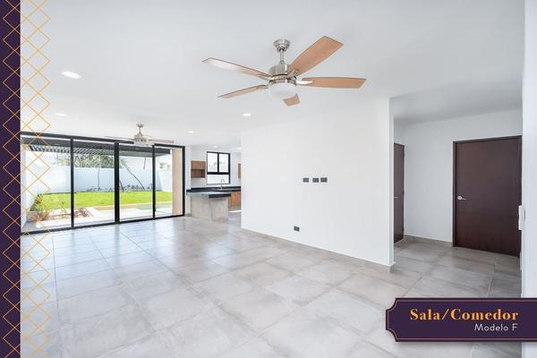 Foto de casa en venta en  , cholul, mérida, yucatán, 7231655 No. 02
