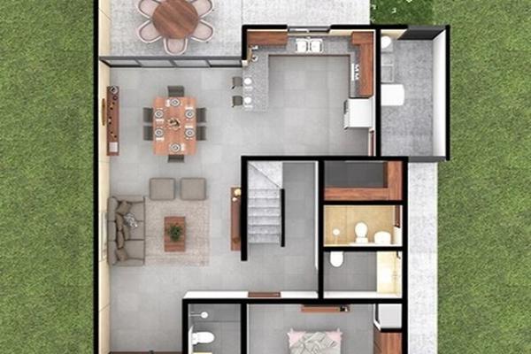 Foto de casa en venta en  , cholul, mérida, yucatán, 7231655 No. 09