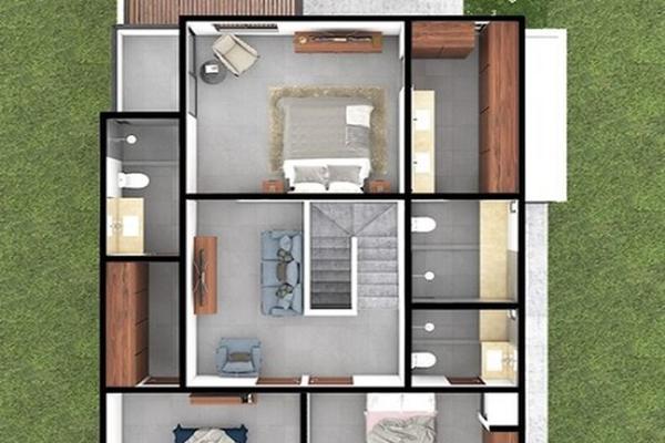 Foto de casa en venta en  , cholul, mérida, yucatán, 7231655 No. 10