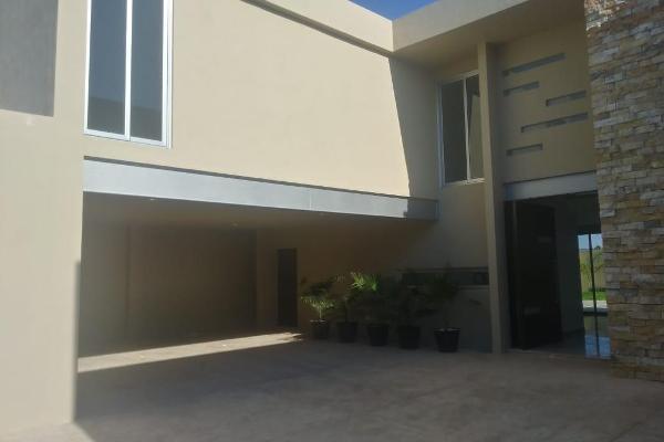 Foto de casa en venta en  , cholul, mérida, yucatán, 7467685 No. 01