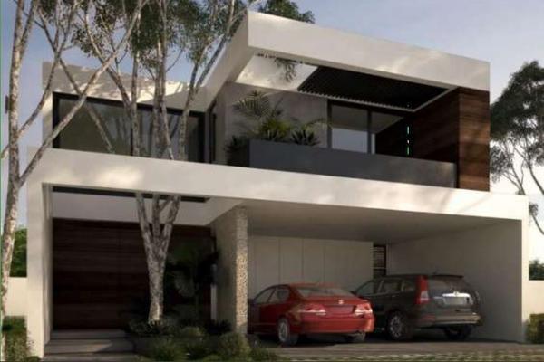 Foto de casa en venta en  , cholul, mérida, yucatán, 7500116 No. 01