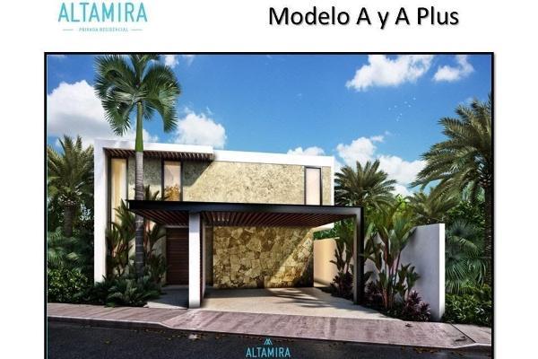 Foto de casa en venta en  , cholul, mérida, yucatán, 7516652 No. 01