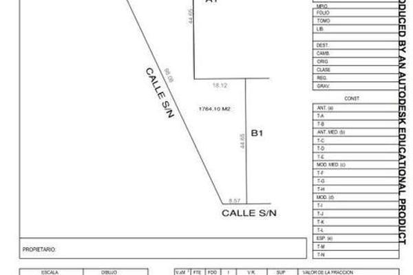 Foto de terreno comercial en venta en  , cholul, mérida, yucatán, 7856512 No. 03