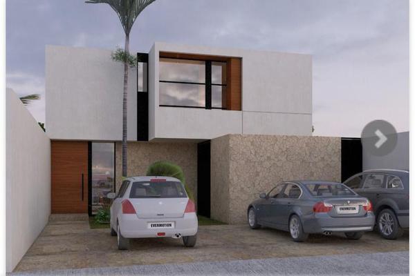 Foto de casa en venta en  , cholul, mérida, yucatán, 7860282 No. 01