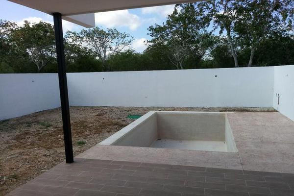 Foto de casa en venta en  , cholul, mérida, yucatán, 7860282 No. 12