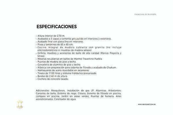 Foto de casa en venta en  , cholul, mérida, yucatán, 7860357 No. 02