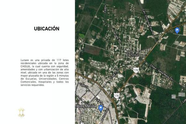Foto de casa en venta en  , cholul, mérida, yucatán, 7860357 No. 05