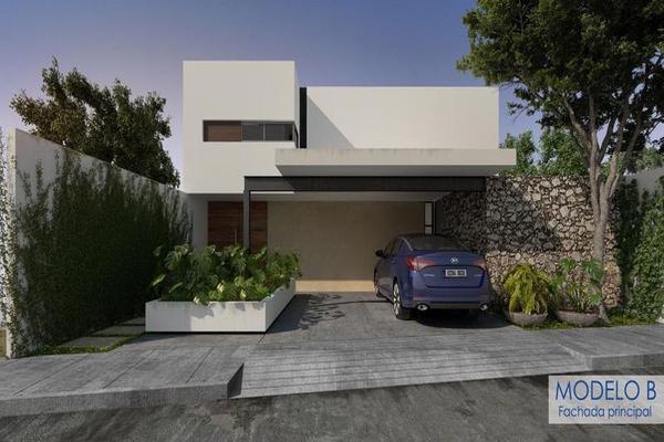 Foto de casa en venta en  , cholul, mérida, yucatán, 7860497 No. 01