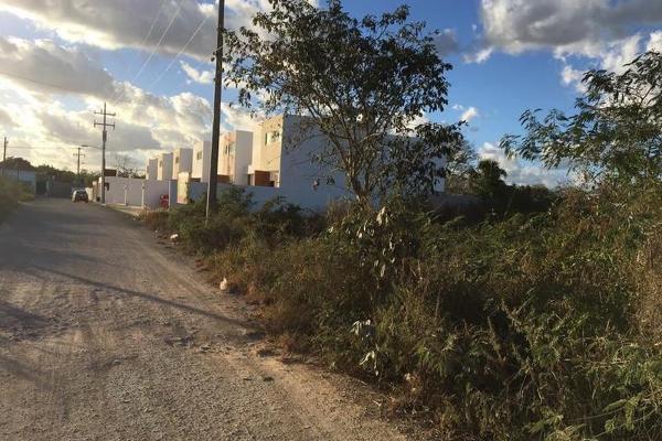 Foto de terreno habitacional en venta en  , cholul, mérida, yucatán, 7860721 No. 01