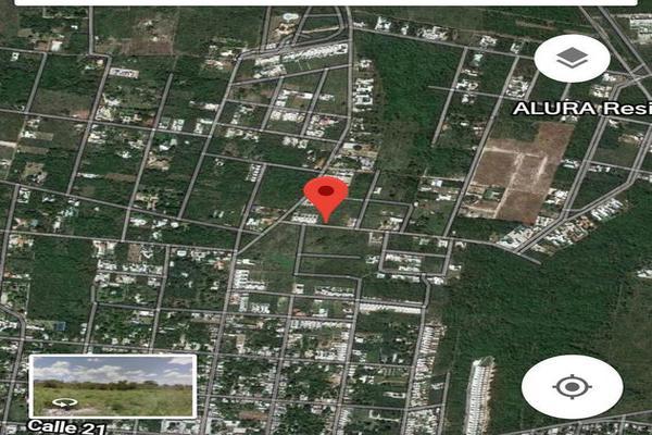 Foto de terreno habitacional en venta en  , cholul, mérida, yucatán, 7860721 No. 04