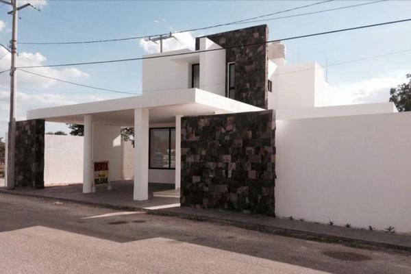 Foto de casa en venta en  , cholul, mérida, yucatán, 7860741 No. 01