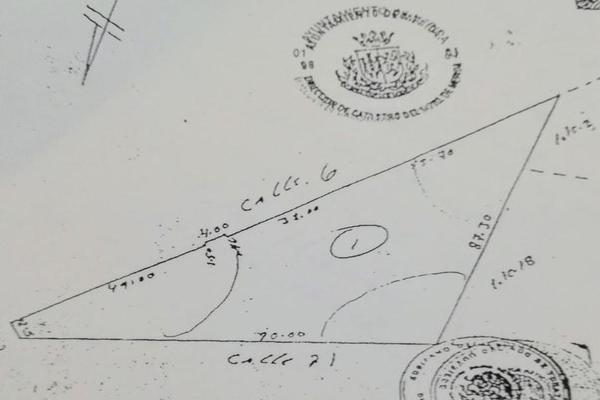 Foto de terreno habitacional en renta en  , cholul, mérida, yucatán, 7860845 No. 02