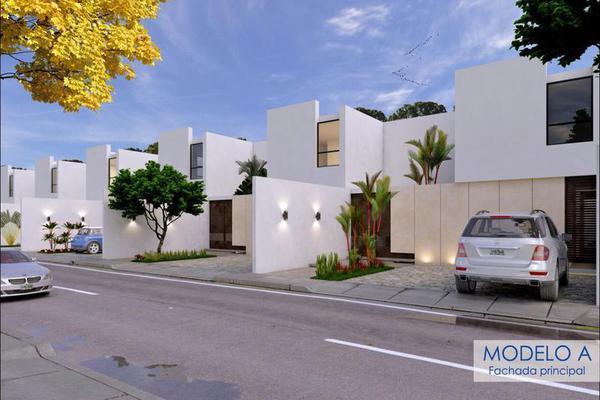 Foto de casa en venta en  , cholul, mérida, yucatán, 7860925 No. 01