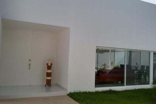 Foto de casa en venta en  , cholul, mérida, yucatán, 7861010 No. 01