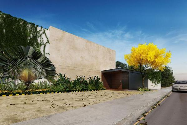 Foto de departamento en venta en  , cholul, mérida, yucatán, 7861435 No. 01