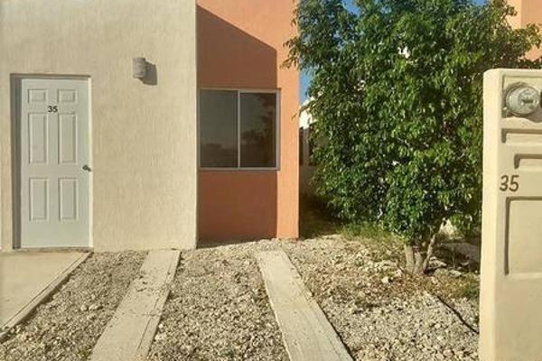 Foto de casa en renta en  , cholul, mérida, yucatán, 7975048 No. 01