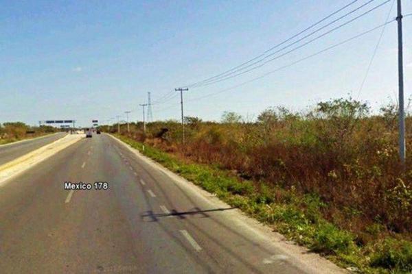 Foto de terreno habitacional en venta en  , cholul, mérida, yucatán, 8067603 No. 01