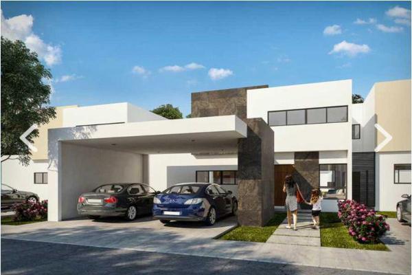 Foto de casa en venta en  , cholul, mérida, yucatán, 8068826 No. 01