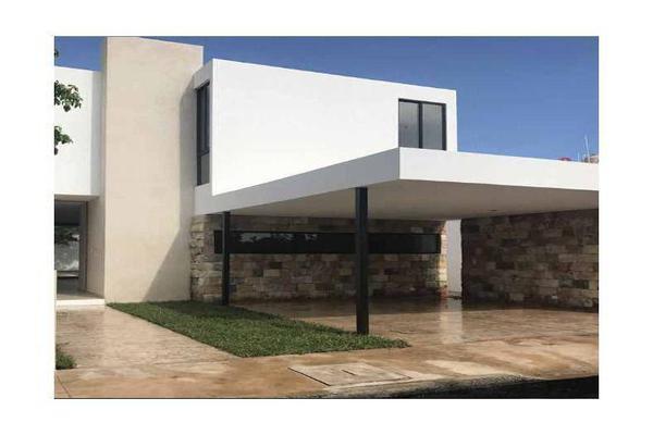 Foto de casa en venta en  , cholul, mérida, yucatán, 8099437 No. 01