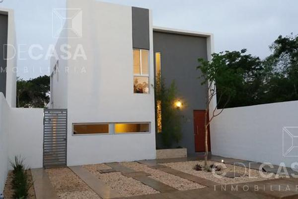 Foto de casa en venta en  , cholul, mérida, yucatán, 8286181 No. 02